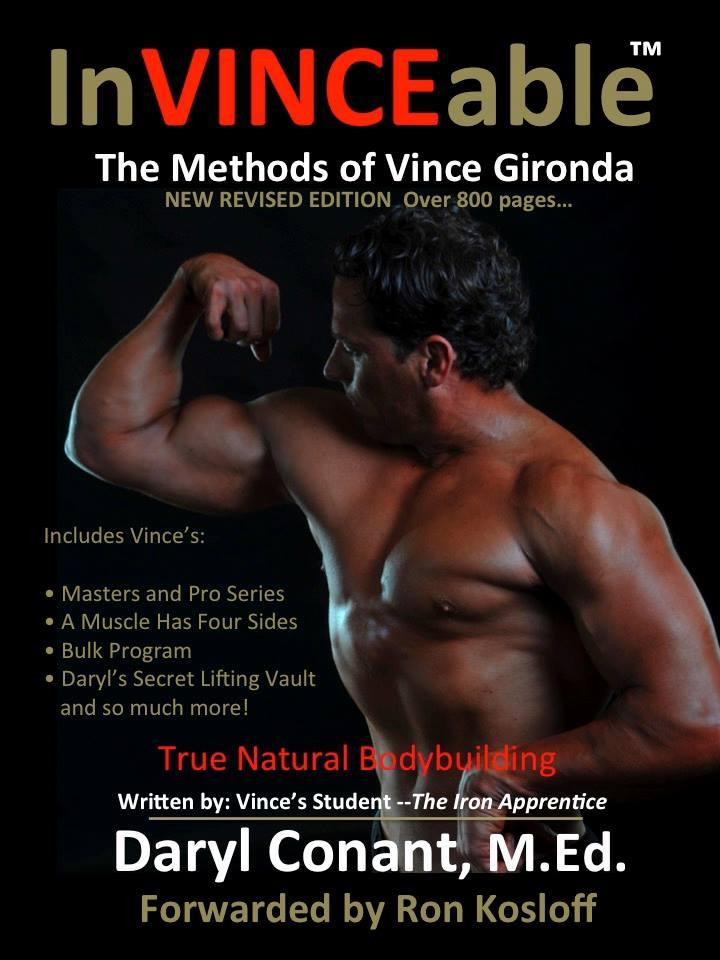 Invinceable true natural bodybuilding manual vince gironda prev malvernweather Image collections