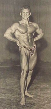 The Art of Bodybuilding Posing