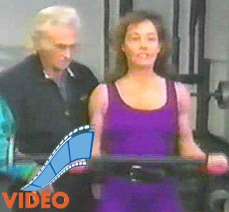 Vince Gironda Body Drag Curl