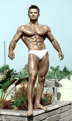 Vince Gironda Liver