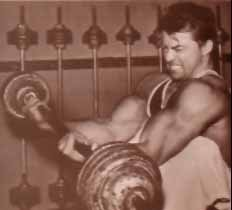 Larry Scott Preacher Bench