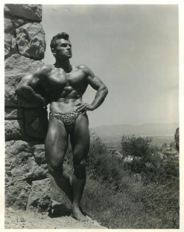 Vince Gironda Muscle Mass